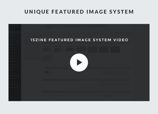 15Zine featured image styles video