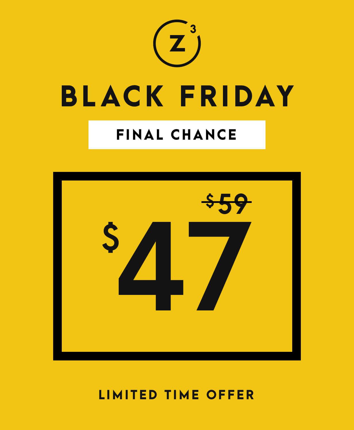 last chance black friday wordpress magazine theme sale
